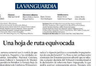 Artur Mas y su última ocurrencia pierden el favor de su 'brunete mediática'