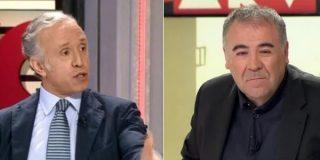 Eduardo Inda se engancha con García Ferreras a cuenta de los facinerosos de Podemos