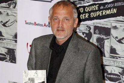 El actor Jordi Rebellón le dedica un homenaje muy especial a su padre