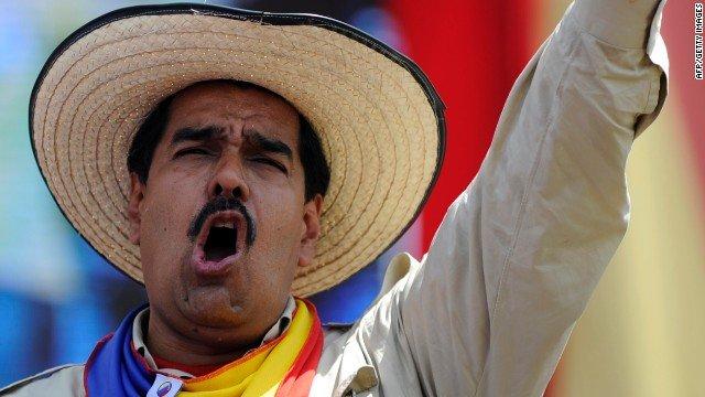 """Ni a las duras ni a las maduras: """"acciones"""" de Venezuela contra nuestro """"derrotado imperio"""""""