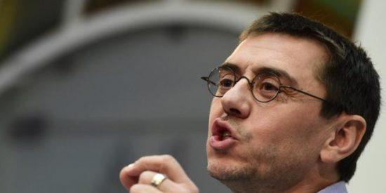 A Monedero le 'ponía' Felipe González en sus años mozos: militó en el PSOE durante 4 años