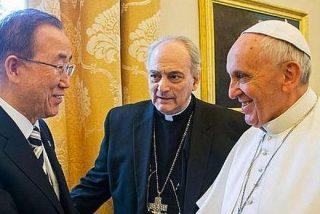 Ban Ki-moon aplaude el liderazgo del Papa Francisco en la lucha contra el cambio climático