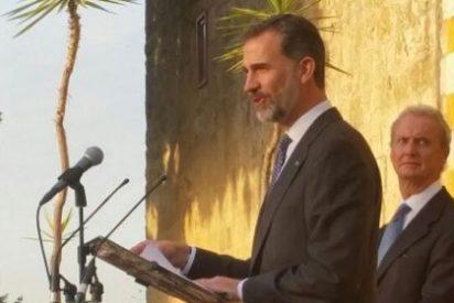 El Rey Felipe VI, orgulloso del trabajo de los que salvaguardan la paz y estabilidad en el Líbano