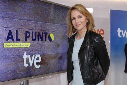"""Elena Sánchez llega a la televisión con el programa gastronómico """"Al punto"""""""