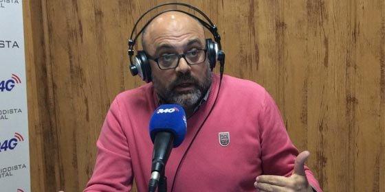 """Rubén Tejedor (UPyD): """"Rosa Díez tenía miedo de ir a algunos medios"""""""