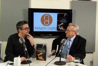 """Pedro Miguel Lamet: """"Pablo no fue un converso, sino un hombre directamente iluminado por Dios"""""""