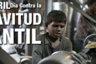 Nueve millones de niños, niñas y jóvenes viven como esclavos