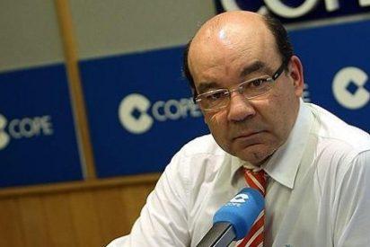"""Ángel Expósito: """"Lo peor de Viera, Griñán, Chaves, Zarrías y Mar Moreno no es que nieguen lo evidente, sino que nos tomen por gili..."""""""