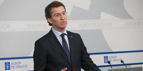 """Feijóo admite """"errores innegables"""" del PP de Santiago"""