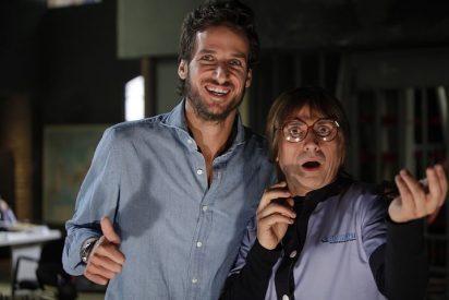"""Feliciano López resiste el asedio de Pepa en """"José Mota Presenta"""""""