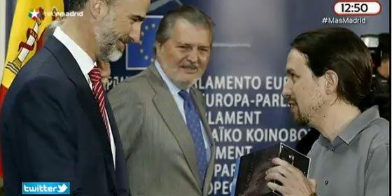 """Rojo: """"Que Iglesias le regale Juego de Tronos' a Felipe VI para que sepa las claves políticas es de mongolo"""""""