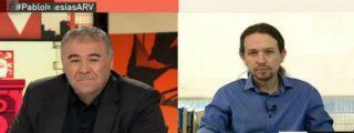 Pablo Iglesias pierde el control y se pone rojo de ira contra Albert Rivera