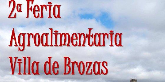 La localidad cacereña de Brozas celebra su tradicional Feria de Abril