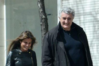 Fernando Romay, muy bien acompañado por las calles de Madrid