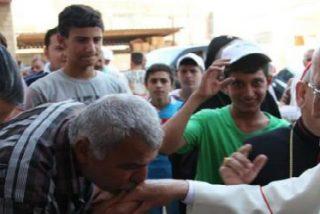 """Padre Ángel: """"Todos estamos con los cristianos perseguidos y mártires"""""""