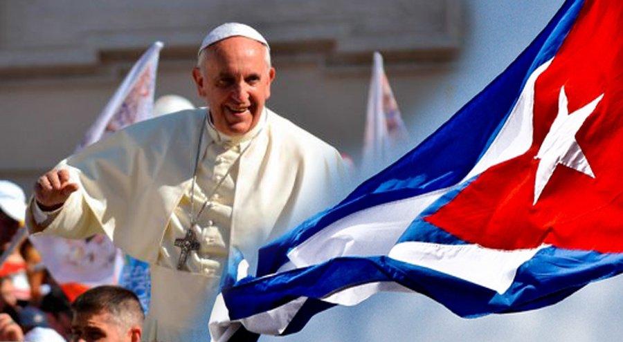 El Vaticano confirma que el Papa visitará Cuba en septiembre