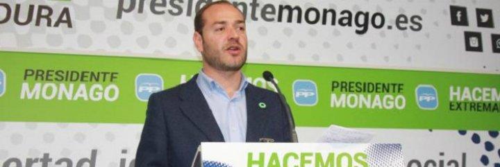 El PP extremeño lamenta que el PSOE siga sin reconocer los avances en empleo y futuro de los jóvenes