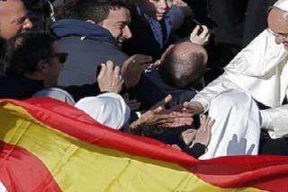 El Papa Francisco es el líder mejor valorado por los españoles