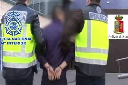 La Policía Nacional localiza en Barcelona a un fugitivo que huyó de Italia tras un intento de asesinato
