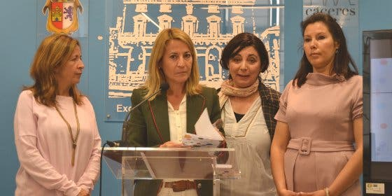 El Ayuntamiento de Cáceres presenta dos nuevas herramientas para favorecer el emprendimiento femenino en la ciudad