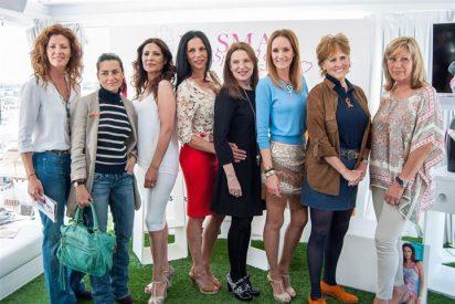 Sandra Ibarra presenta los bañadores para mujeres que han sufrido una mastectomía