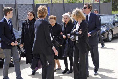 Emotivo y multitudinario último adiós al príncipe Kardam de Bulgaria