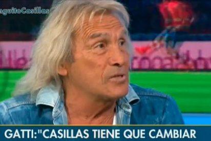 """El 'Loco' Gatti baja el pulgar: """"A Casillas, desgraciadamente, le ha llegado su fin en el Real Madrid"""""""