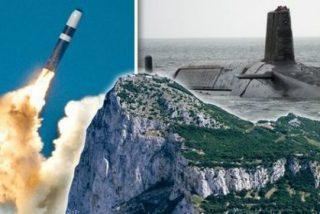 El plan secreto para instalar misiles nucleares británicos en Gibraltar: ¡316 veces la bomba de Hiroshima!