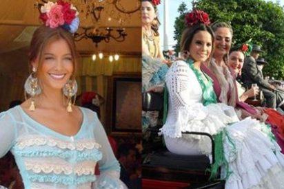 Numerosos famosos acuden a disfrutar de la Feria de Abril