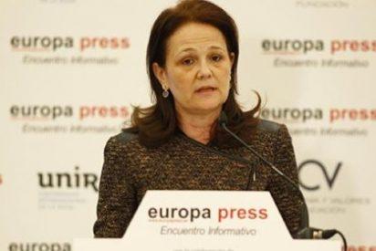 La secretaria de Estado de Educación Montserrat Gomendio ficha por la OCDE