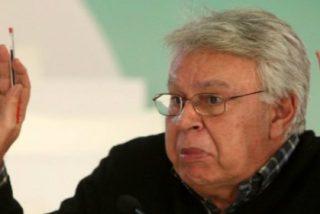 Los chavistas hacen que la Asamblea de Venezuela declare persona 'non grata' a Felipe González