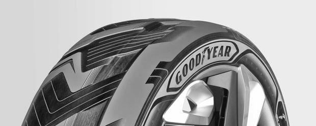 Goodyear investiga en un neumático que alimente baterías