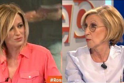 """Susanna Griso le mete el dedo en el ojo a Rosa Díez: """"¿No será que tanto ejercer de Pepito Grillo se han convertido en un partido antipático?"""""""