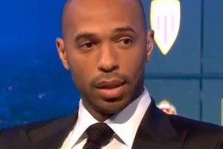 """Henry se burla de Chicharito: """"Celebró el gol como si hubiera ganado el Mundial"""""""