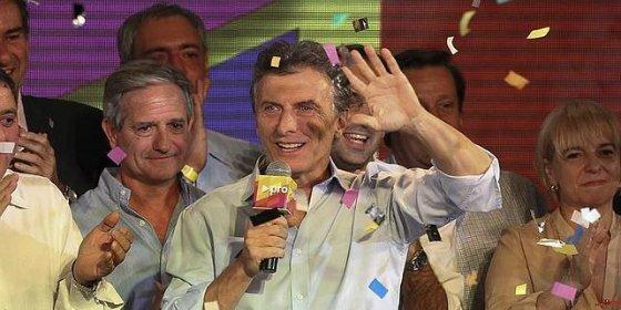 El candidato de los conservadores barre en las primarias de Buenos Aires