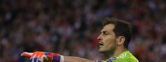"""Iker Casillas: """"Se avecinan unas semifinales de Champions apasionantes"""""""