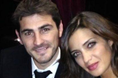Iker Casillas y Sara Carbonero, pasan sus días de vacaciones por Madrid