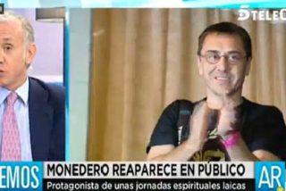 Inda acribilla a Monedero: