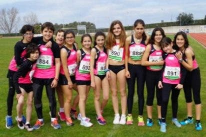 3 mínimas para Campeonatos de España del Club Atletismo Diocles