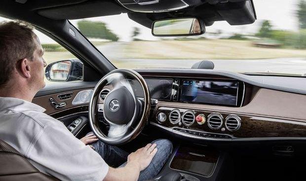 La conducción autónoma llama a la puerta