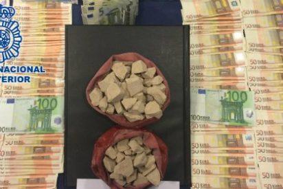 Desarticulada una red de narcos que distribuían estupefacientes procedentes de los Países Bajos