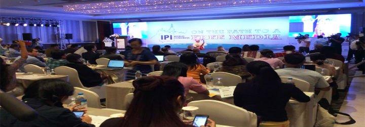 Congreso Mundial de la IPI 2015: Periodismo a favor de la libertad de expresión