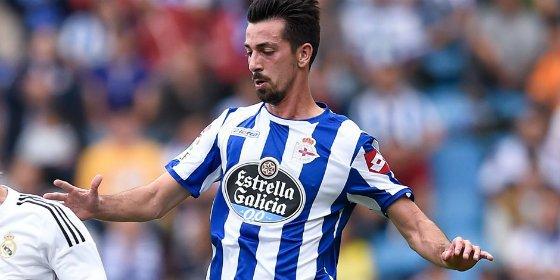El Deportivo dice 'no' a Isaac Cuenca