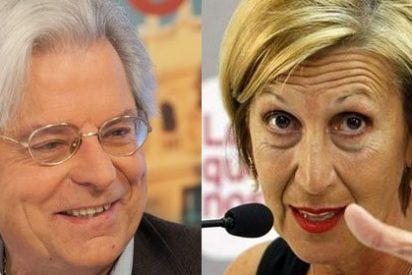 """Javier Nart pide a Rosa Díez que deje de ver conspiraciones judeo-masónicas: """"Franco decía lo mismo"""""""