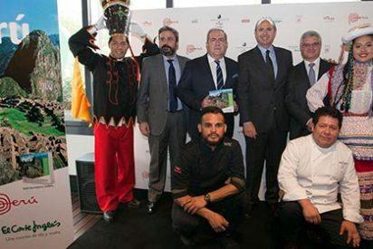 """Madrid/ Presentan jornadas de gastronomía peruana en """"El Corte Inglés"""""""