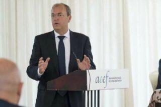 El presidente Monago destaca los esfuerzos de los empresarios para salir de la crisis