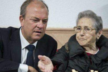 El presidente Monago visita Zarza de Granadilla