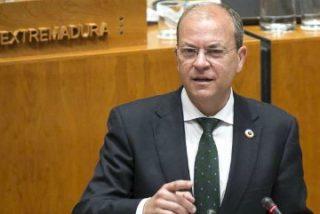 Monago defiende a Extremadura como el nuevo modelo en el Sur de España