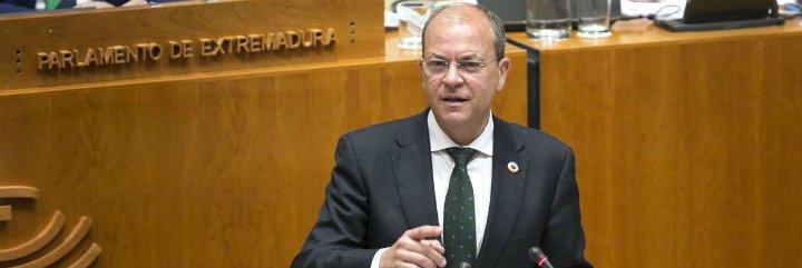 """Monago, Presidente del PP de Extremadura: """"Para conocer Extremadura hay que pisar Extremadura"""""""