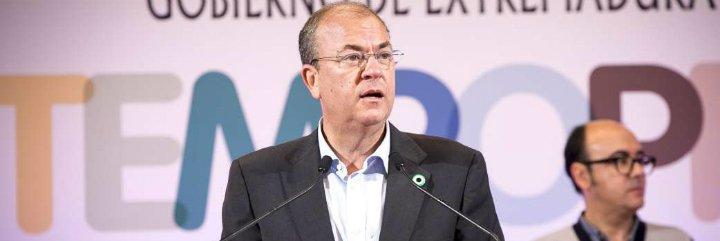 """El Presidente del PP de Extremadura, Monago: """"A la política no hay alternativa"""""""